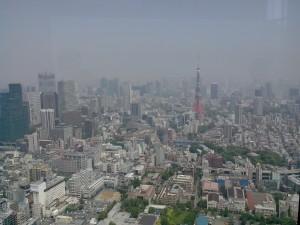 Tokyo Tower en vue !