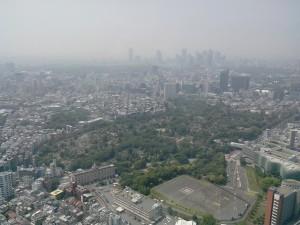 Toujours dans la brume, Shinjuku...