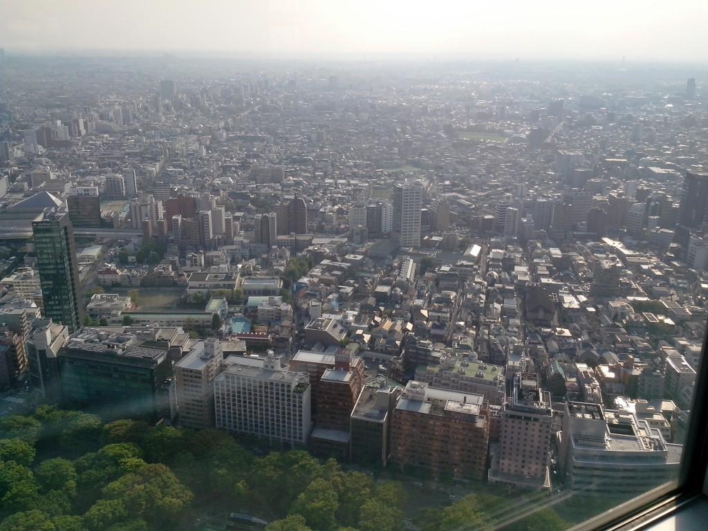 La ville, vers l'infini et au delà !