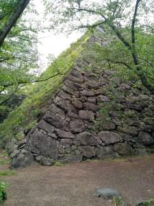 ruines de fortification