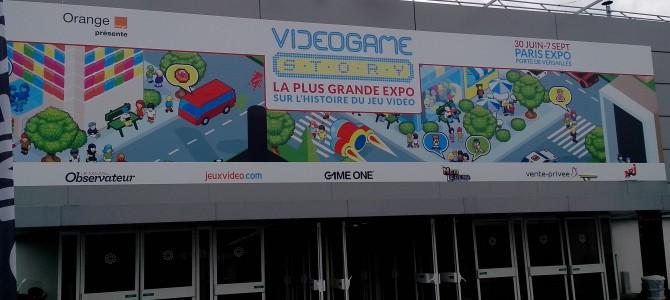VIDEOGAME STORY, l'exp… la salle d'arcade \o/