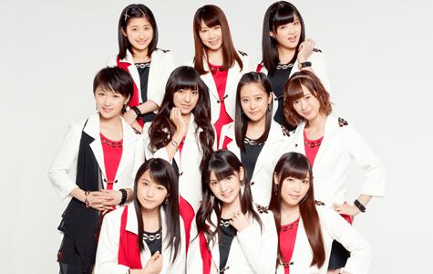 Ōsaka, premier live des Morning Musume。'14 (15 novembre)