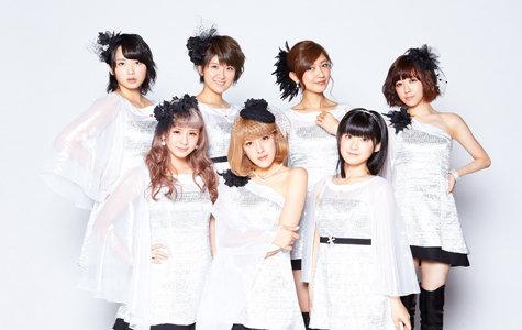 Les Berryz Kōbō, photo de promo de leur dernier single