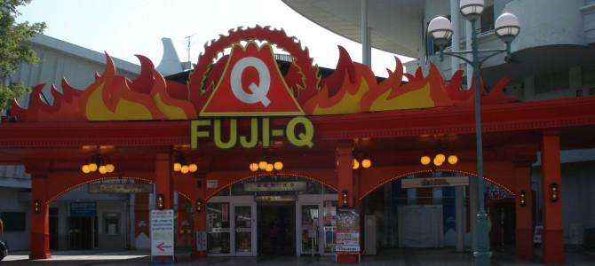 Jour 9, Fuji-Q